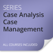Case Analysis and Case Management