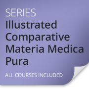 Illustrated Comparative Materia Medica Pura