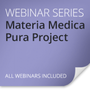 Learn Materia Medica Pura Project with the Canadian Academy of Homeopathy